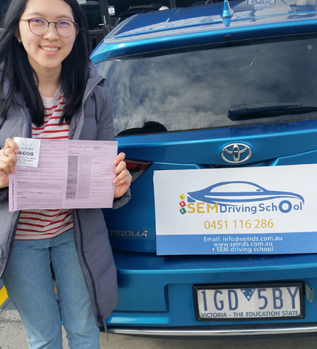 Driving School Noble Park